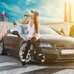 Audi A3: взгляд с женской точки зрения