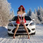 Как завести машину зимой без проблем с маникюром